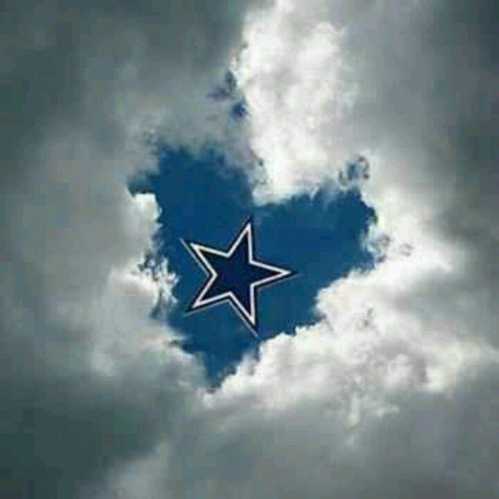 Dallas Cowboys...Love the Star.