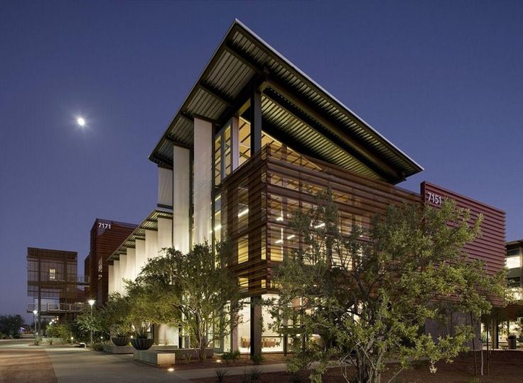Arizona State University Polytechnic Campus by Lake Flato Architects