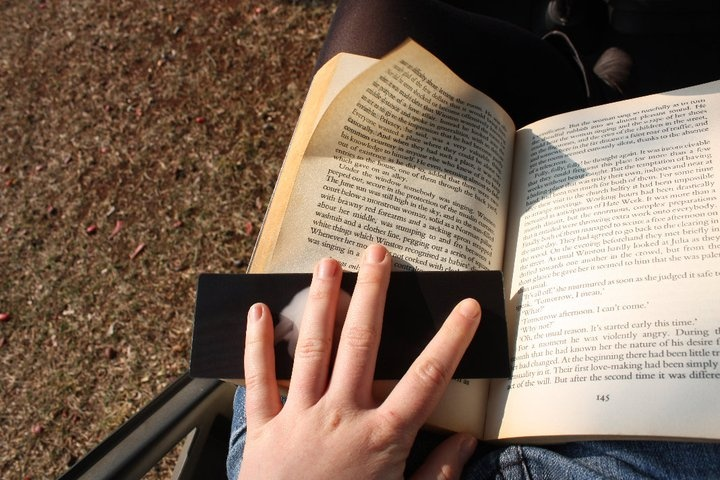 literature feeds the soul and the mind