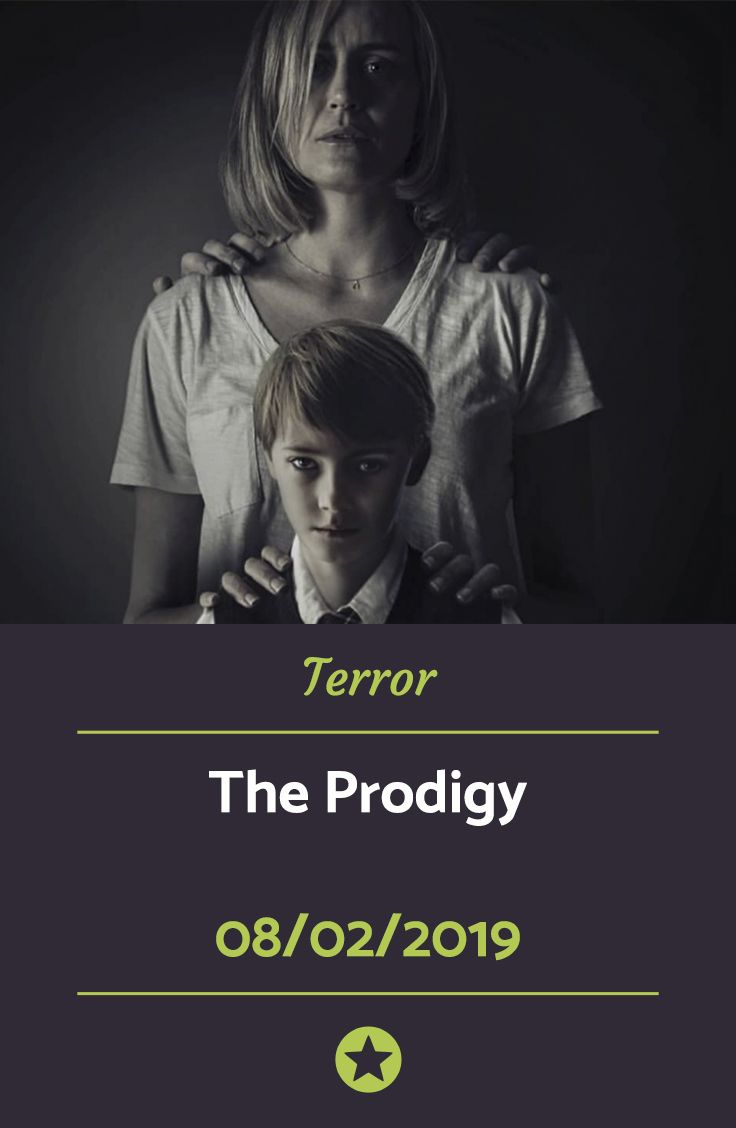 The Prodigy Películas De Miedo Peliculas Paranormales Peliculas De Terror
