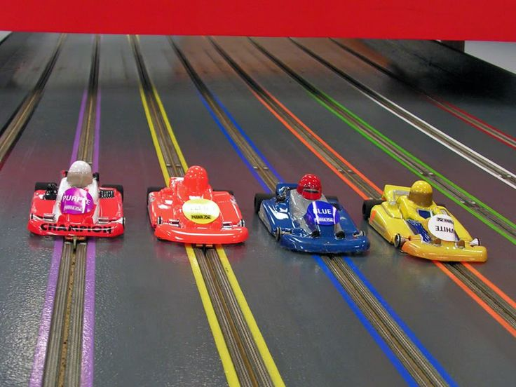 1/24 Go Karts - Slot Car Illustrated Forum