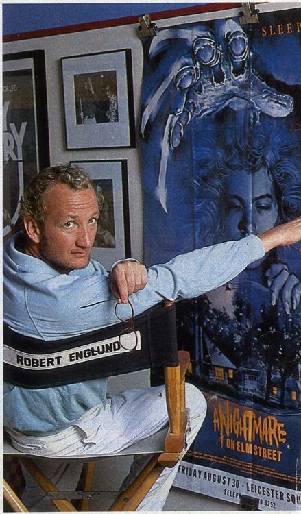 Robert Englund was young here!  He also played Willy in the V series on TV. Fave guy on that show.