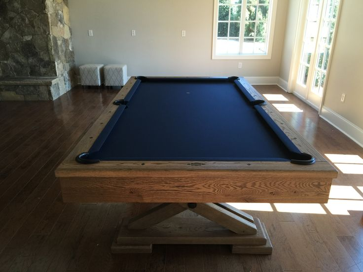 Brunswick Brixton Pool Table Installed By Everything Billiards In  Charlotte, NC. Http:/