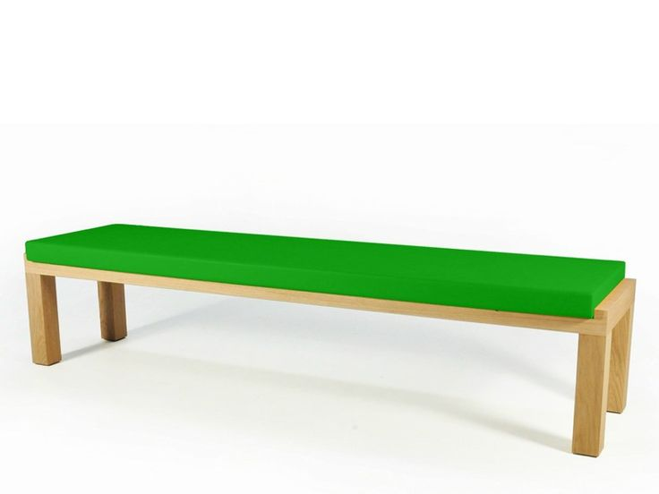 CAMPING BENCH 250 Banco tapizado by Quinze