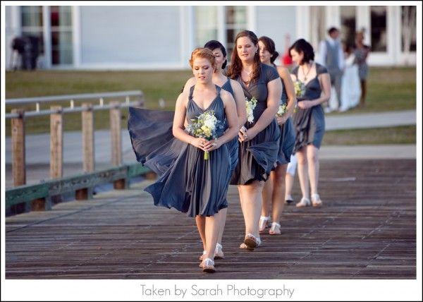wedding wednesday: charcoal grey