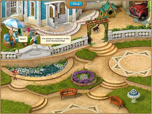 Gardenscapes 2 Game Big Fish Games I Pinterest Gardens