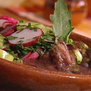 Frijol con Puerco, platillo típico Yucateco de día Lunes ¡¡
