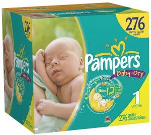 Coupons for Baby & Toddlers (PULL-UPS, Huggies, Pampers, Johnson's Baby Products)