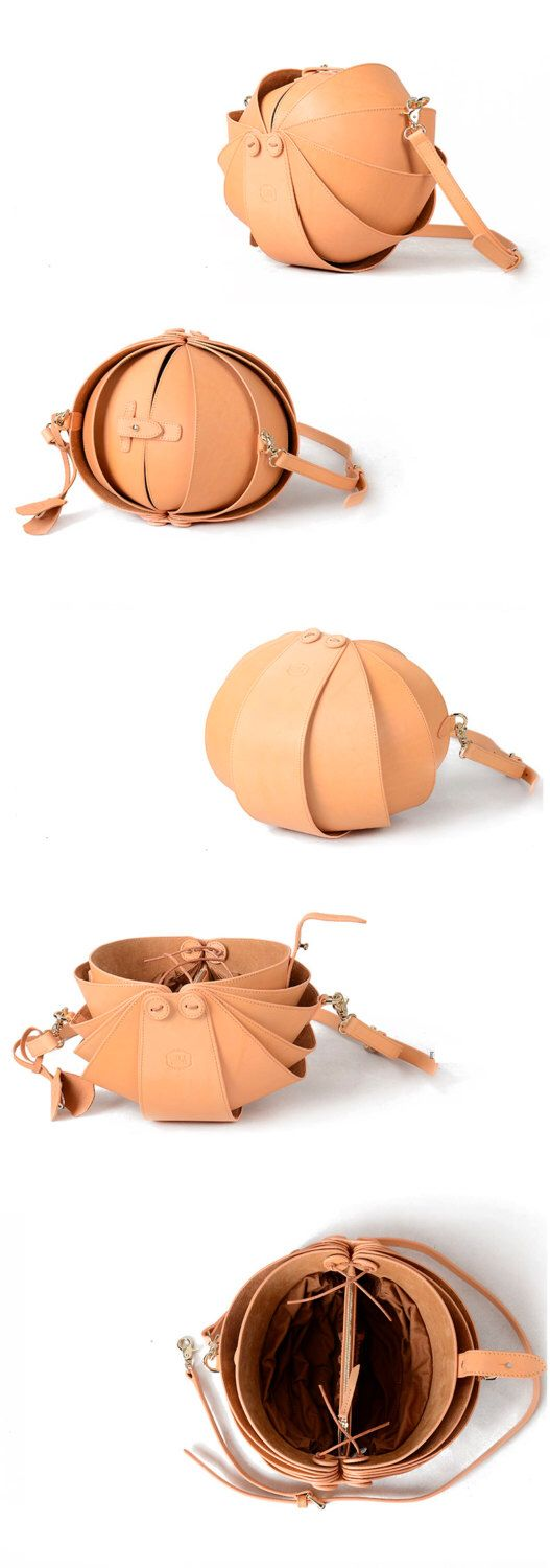Nude Leather Cross Body Bag-Large Round Shoulder bag for women- Original Stylish Purse Beetle Bag-Best Quality and Free Returns Guarantee by KiliDesign on Etsy https://www.etsy.com/listing/129347073/nude-leather-cross-body-bag-large-round
