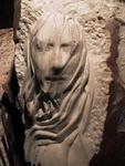 Andrew Wielawski Lazarus study for work in progress Sculpture Stone