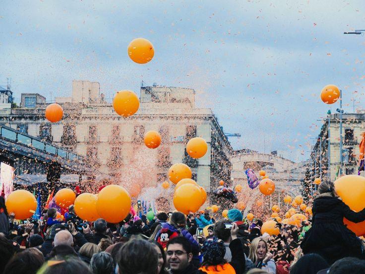 Давно прошедший карнавал :) #барселона #испания #barcelona #spain #travel #vscorussia