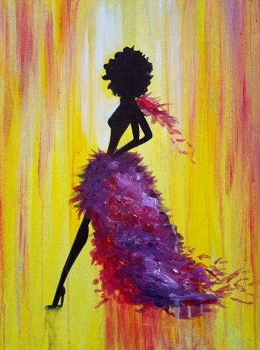 303 best paint nite images on pinterest canvases africa for Wine and paint orlando