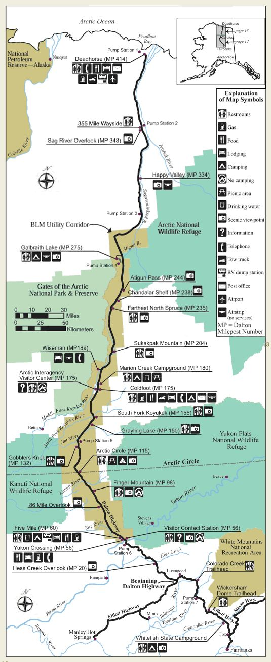 Dalton Highway - Wikipedia, the free encyclopedia