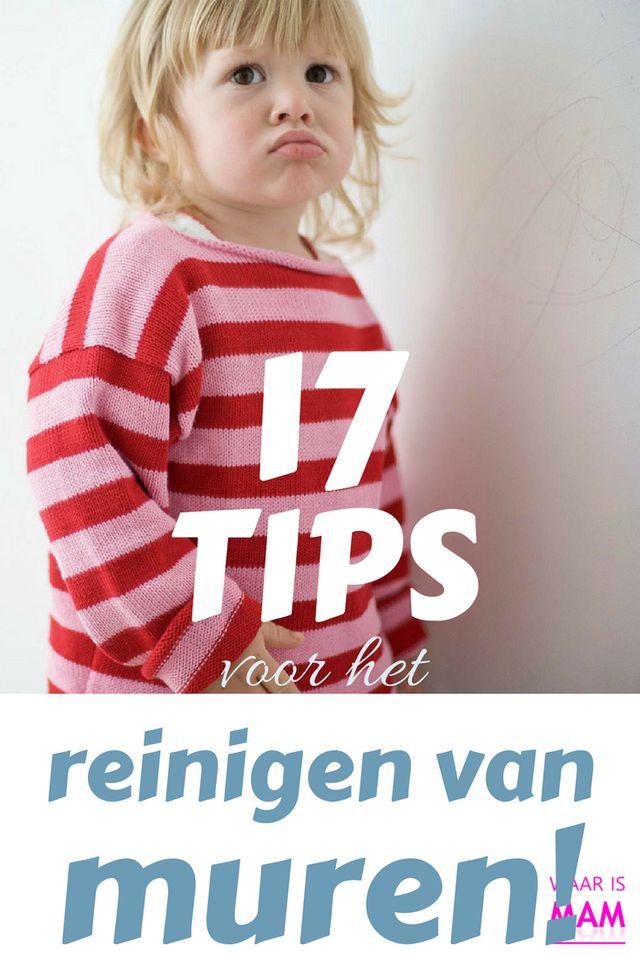 17 Tips voor het reinigen van muren en plafonds