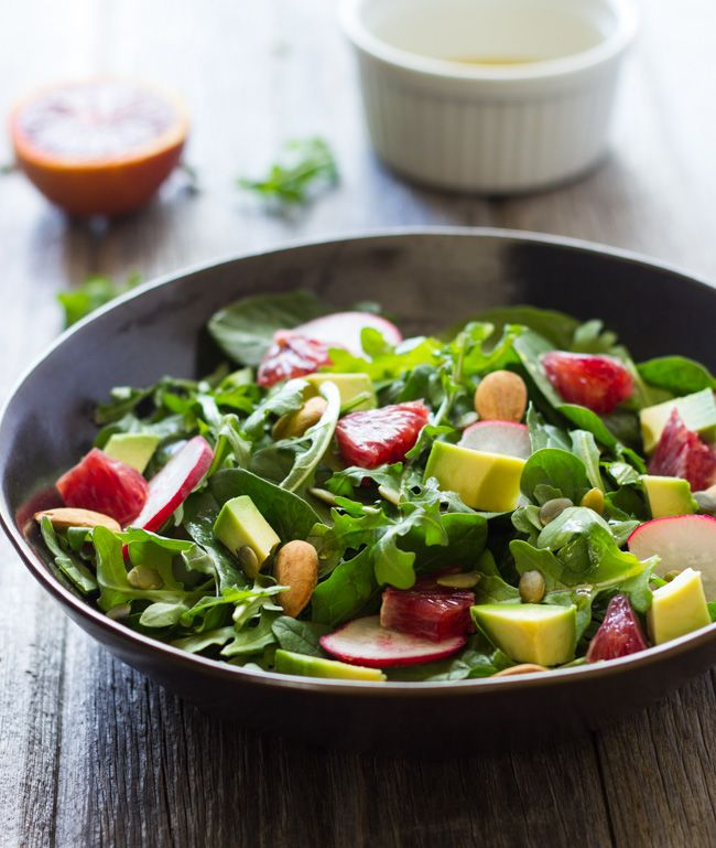 avocado and arugula salad easy salads fruit salads arugula salad ...