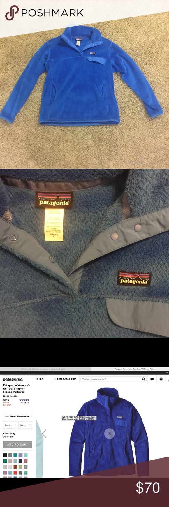Women's Fleece Patagonia Large, in great condition Patagonia Jackets & Coats