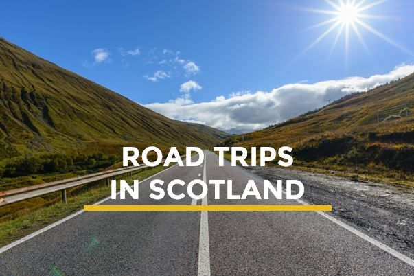 Reserve your Auto Europe car rental in Scotland and set forth on a driving tour of myths and legends!