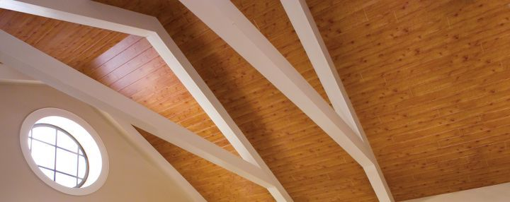 Laminate Wood Ceilings Armstrong Woodhaven Approx