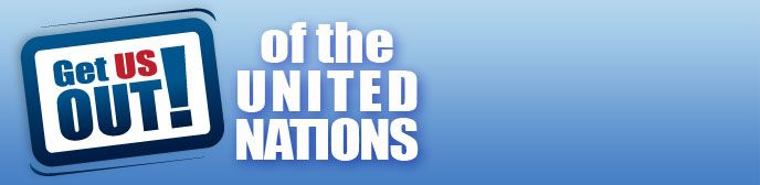 """Happy U.N. Opposition Day! Here's the official webpage of the John Birch Society's ongoing longstanding campaign to """"Get US out! of the United Nations."""" It presents some excellent resources to help liberty-lovin' Americans to educate themselves, to inform others, and to lobby their politicians to oppose oppressive global government while reasserting American political independence. Today is arguably a good day for us to engage in such activities, and perhaps even to host a public rally for…"""