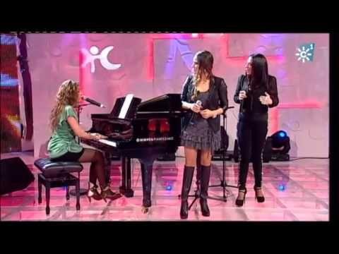 Las tres mosqueteras (India Martinez, Lya y Maria Toledo)- Vencer al amor