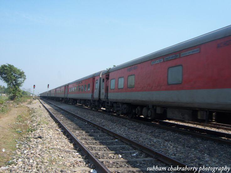 New Delhi-Dibrugarh Rajdhani Express