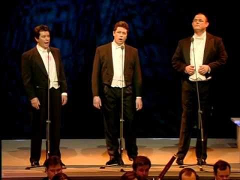 The Irish Tenors - Finbar Wright -- Anthony Kearns -- Ronan Tynan  Danny Boy