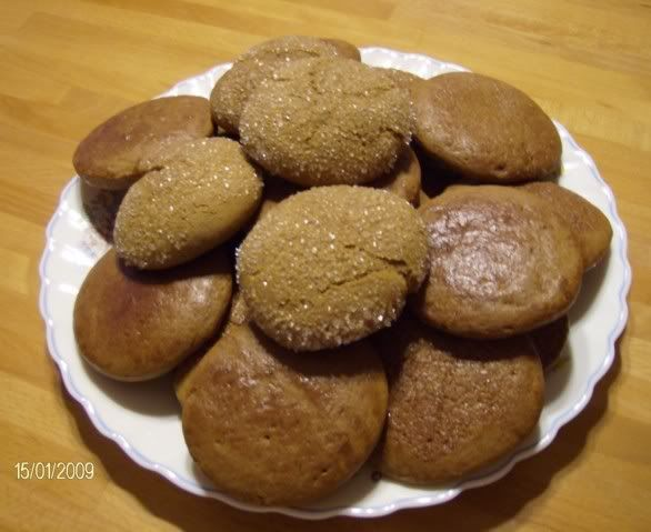 I have been looking for this recipe for years! These are the best Amish Ginger Cookies