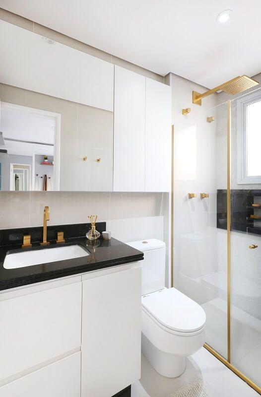 25+ melhores ideias de Banheiros minúsculos no Pinterest  Banheiros planejad -> Banheiros Minusculos Decorados