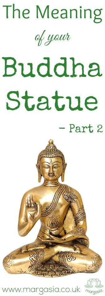 Whether looking at icons in a temple or a collection of Buddha statues for sale, the meaning of a Buddha statue can be read by the positions of the hands. These gestures are known as mudras. However, what exactly does each one represent?  They can actually represent a range of things, from teaching to unshakeable confidence, and fearlessness to granting wishes. To learn the meaning of your Buddha statues, check out Part 2 of our guide to Buddhist mudras here.