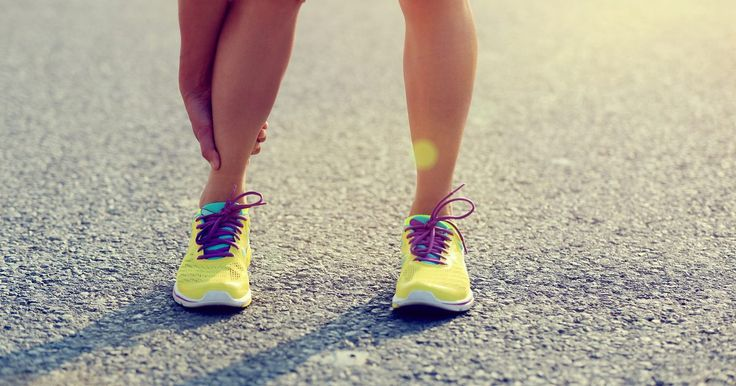 You can work around calf pain to keep training by changing your running form, building your mileage gradually and wearing compression socks.