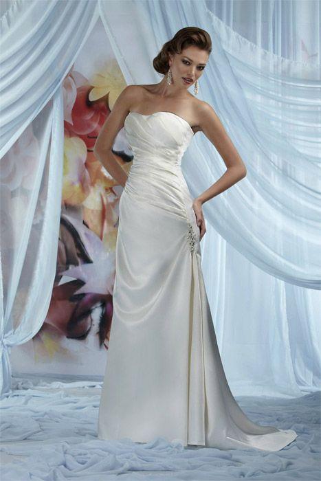 237 best Unique Lady Informal Bridal images on Pinterest | Wedding ...