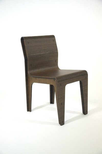 wengè chair, ,made in italy, fuorisalone2013, laser cut, wood, wooden chair, cool chair, design chair, furniture