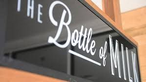 The Bottle of Milk cafe, Lorne VIC