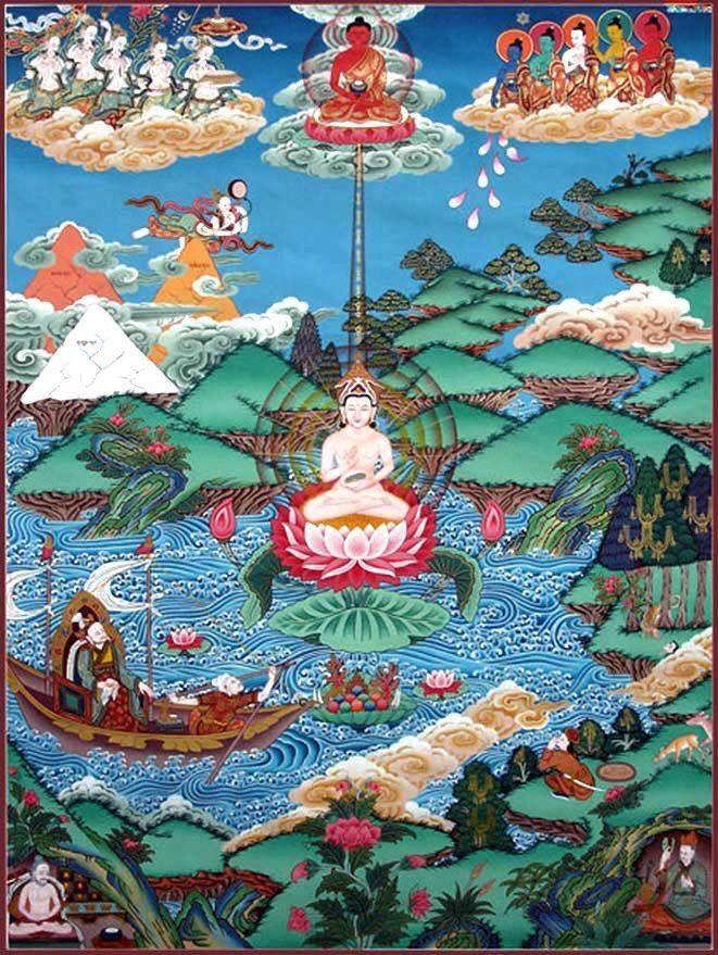 Pin en Buddhist