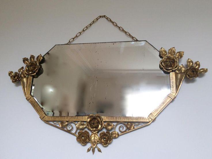 17 meilleures id es propos de miroir fer forg sur for Miroir en fer forge