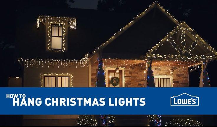 1000 ideas about christmas light clips on pinterest - Exterior christmas light hangers ...