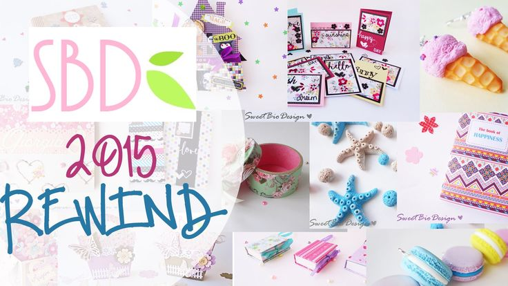 SweetBioDesign 2015 Rewind ♥