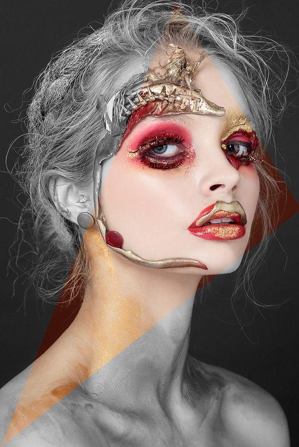 Valeria Orlando /Production Paradise Artist at work