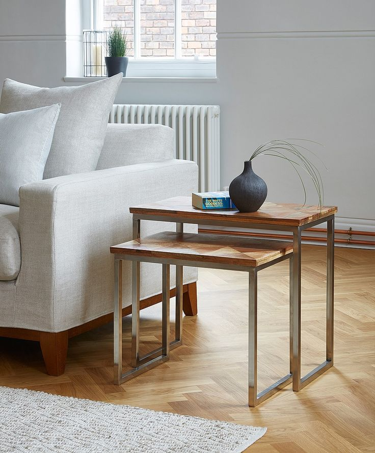 Artisan Nesting Side Tables