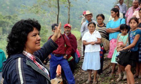 Four months after the assassination of award-winning environmentalist Berta Cáceres, an indigenous activist and member of her organization has been killed