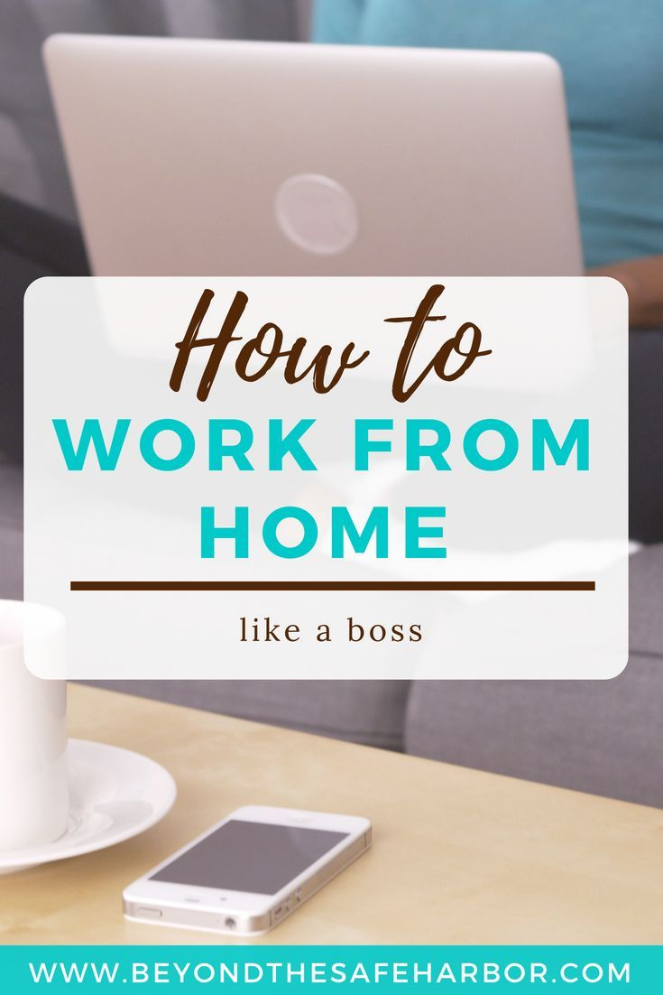 How to Successfully Work from Home: My Top Tips for Anyone