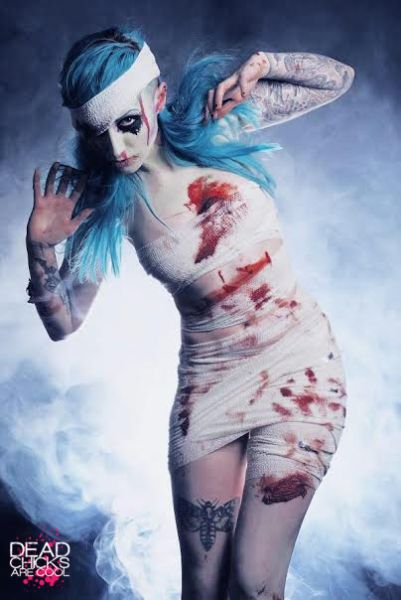 17 best images about featured dead chicks on pinterest for Bloody ink tattoo price