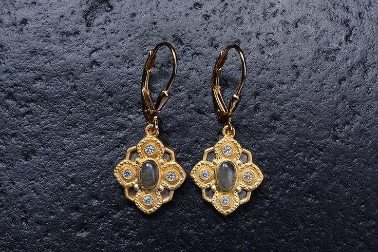 La Feria Earrings / CG30-E20-LAB