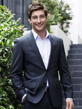 Daniel Lissing - my new hotta wotta!!!!