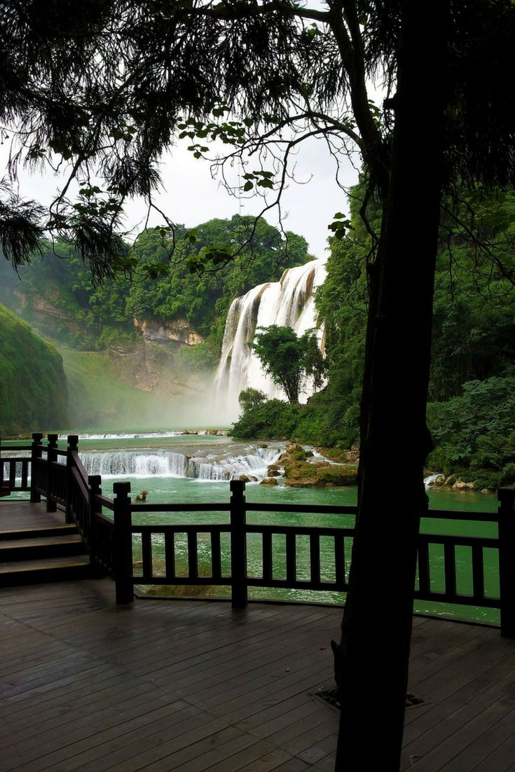 Guiyang, Guizhou. Guiyang is the capital of Guizhou province, it's a metropolis that looks like a big village. Wander through Qianling Park or Qingyan Ancient Town, they are just two of the numerous jewels strewn around the city.