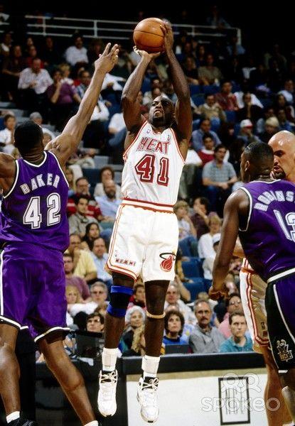 Glen Rice - Miami Heat #NBA