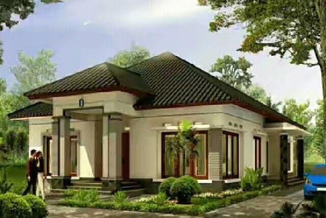 Desain Rumah Klasik Minimalis Modern