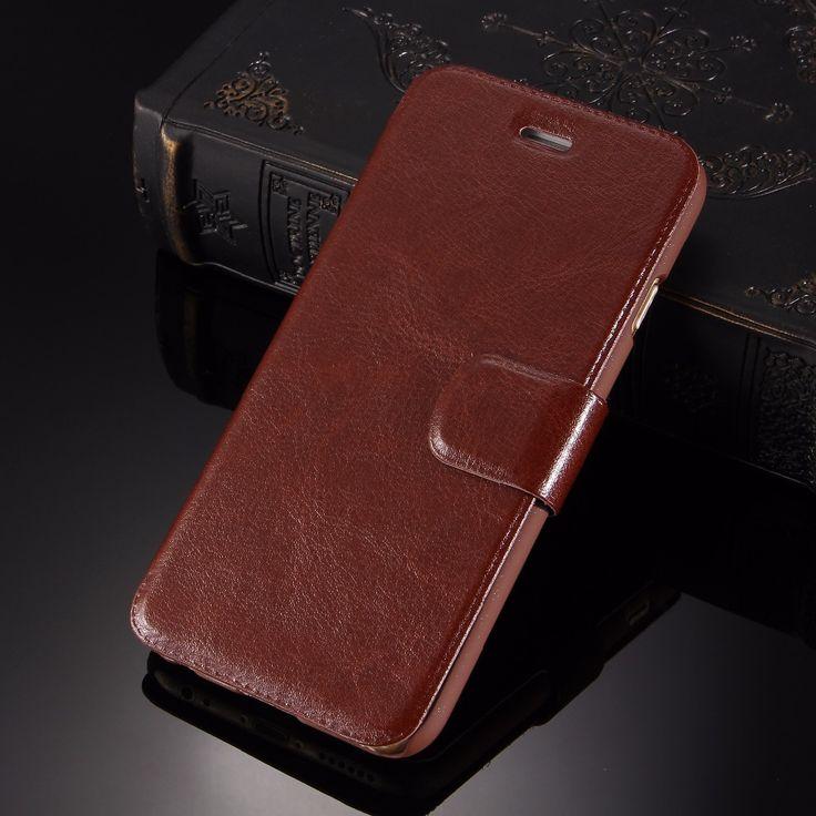 Для xiaomi mi note полиуретан, роскошь винтажный кожа чехол для им note ретро смартфон чехол подставка карта слот магнитный чехол