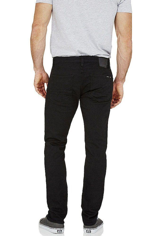 Jake - Slim Skinny Leg Jeans - Mavi   Picpoket