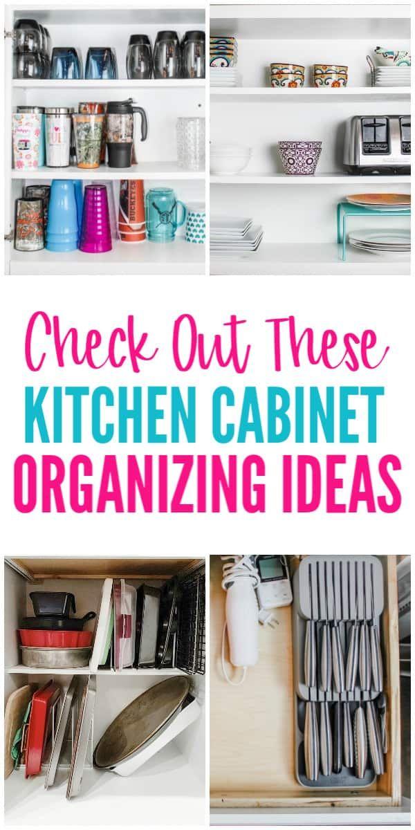 Our Organized Kitchen Tour Cleaning Hacks Kitchen Organization